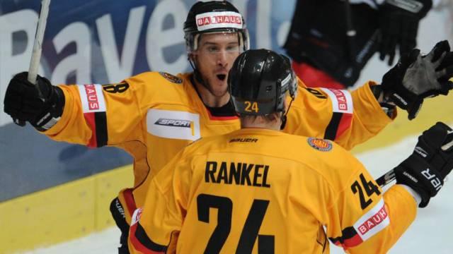 Andre Rankel glich für Deutschland aus