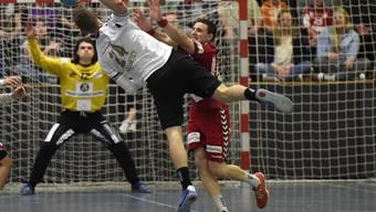 Max Dannmeyer erzielte mit 7 Toren die meisten Treffer des Spiels.
