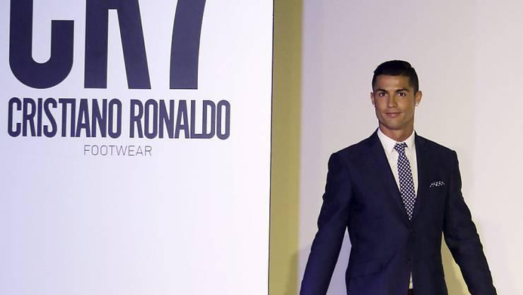 Portugals Export-Schlager: Über Fussball-Star Cristiano Ronaldo gibt es jetzt einen Film.