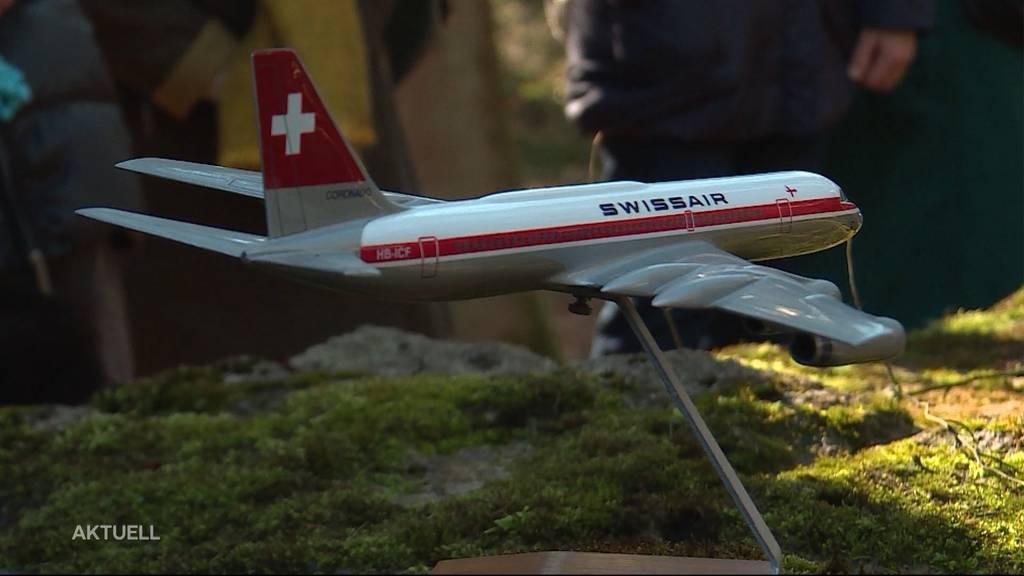 Gedenkanlass für Swissair-Absturz in Würenlingen
