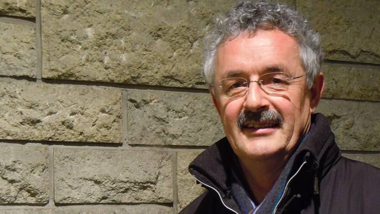 Will Atommüll im Ausland deponieren: Robert Obrist