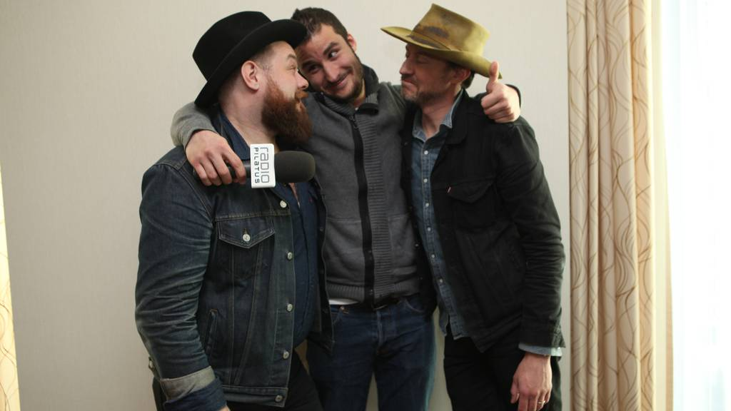 Mit S.O.B. steil nach oben: Nathaniel Rateliff & The Night Sweats