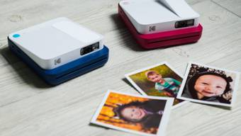 Ein Stück Nostalgie: Die Kodak Smile Classic Retrokamera.