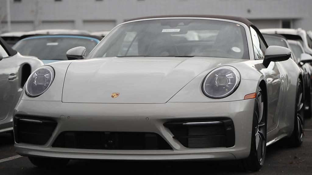 Porsche legt beim Umsatz zu - hohe Kosten dämpfen Gewinn