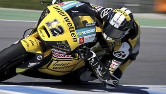 Tom Lüthi hinterlässt in Jerez einen starken Eindruck