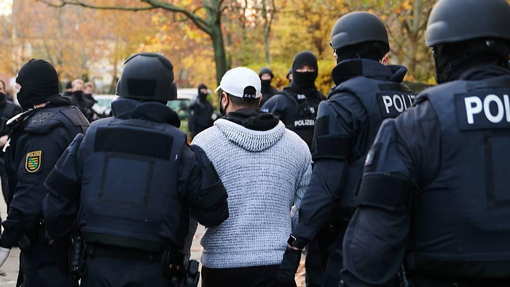 Verdächtige für Kunstdiebstahl im Grünen Gewölbe festgenommen