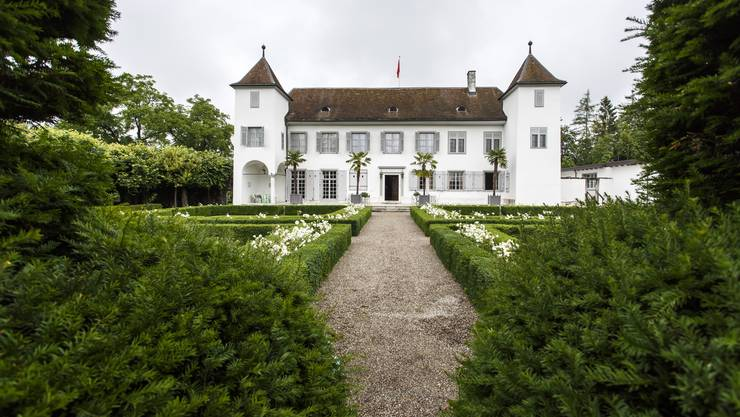 Das de Vigier Sommerhaus in Solothurn