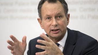 FDP-Parteipräsident Philipp Müller sagte, es sei wichtig, dass sich die liberalen Kräfte des Landes nun zusammenschliessen und für eine weltoffene Schweiz kämpfen.
