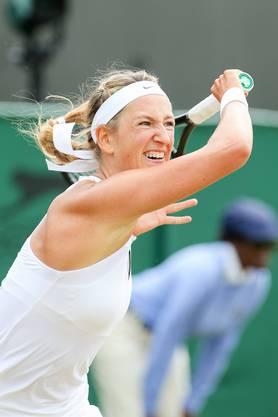 Tennisspielerin Viktoria Asarenka (28) hat während ihrer Schwangerschaft ein Turnier gewonnen.