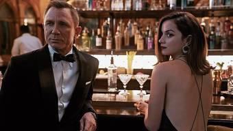 Wegen Corona bereits vier Mal verschoben: Der neue Bond-Film «No Time to Die».