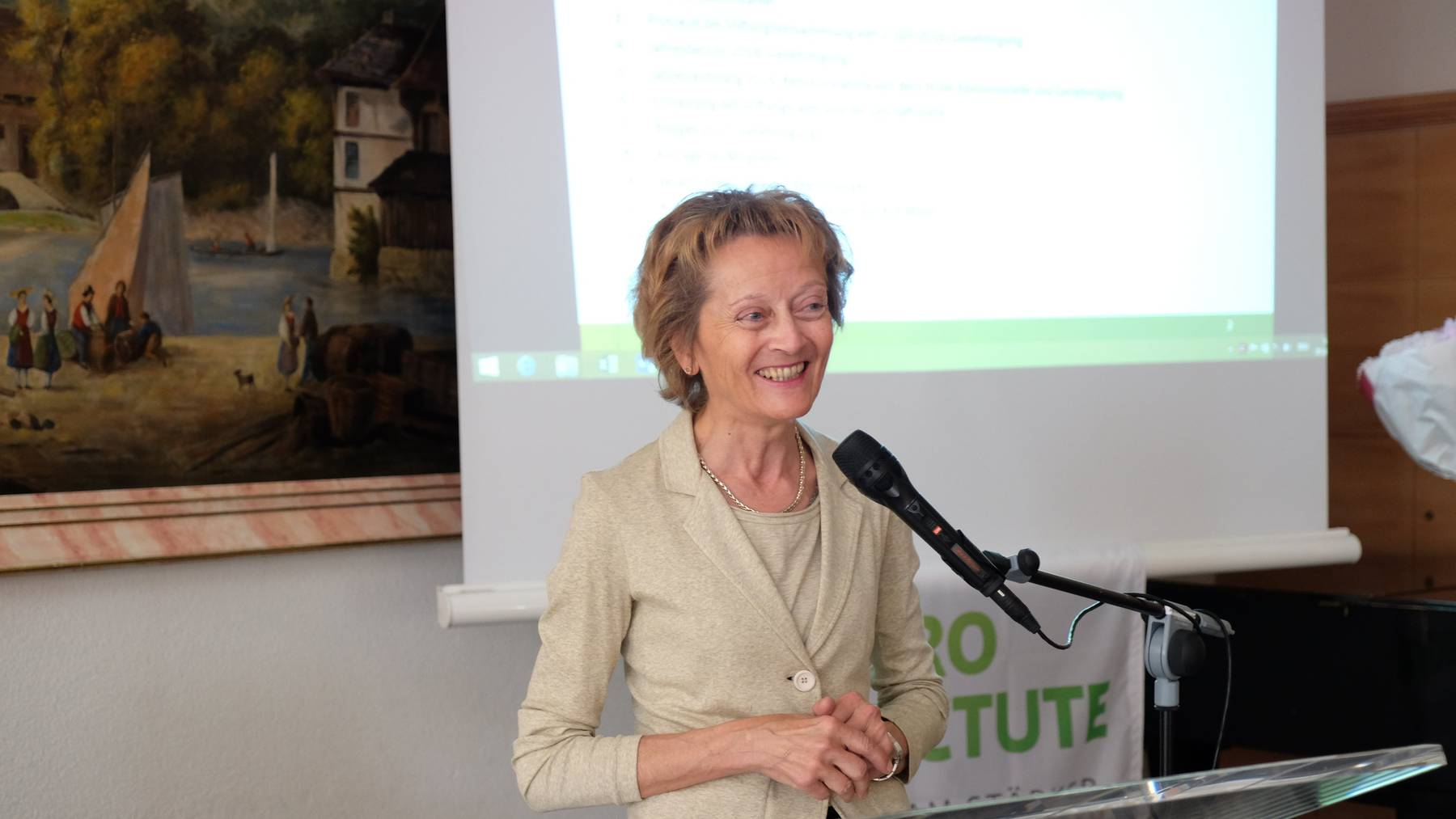Eveline Widmer-Schlumpf hat sich dafür eingesetzt, die Schutzklausel für über 65-Jährige zu streichen.