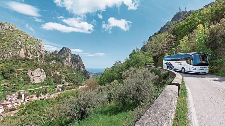 Dieses Jahr begann die Italien-Saison bei Twerenbold Reisen nicht Ende März.