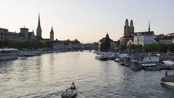 Laut einer Studie der Zeitschrift «Bilanz» ist Zürich die Stadt mit der höchsten Lebensqualität der Schweiz.