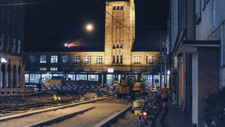 Die neue Frauennotschlafstelle an der Rosentalstrasse 70 in Basel.