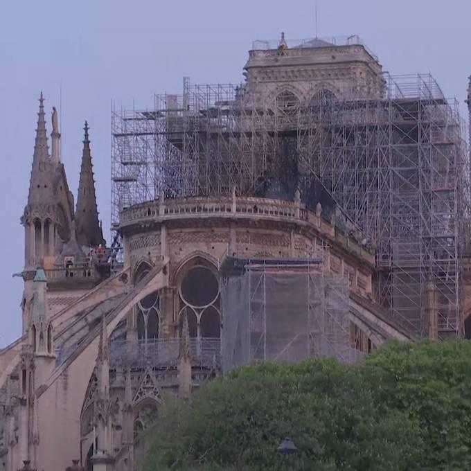 Der Wiederaufbau der Notre-Dame könnte Jahre dauern
