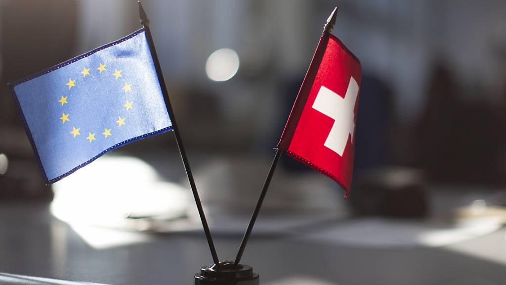 Harter Brexit könnte Brexit-Geiselhaft der Schweiz beenden