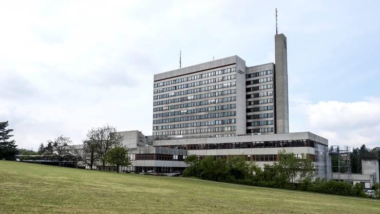 Gibt Diskussionsstoff innerhalb der SP: Das Bruderholzspital.