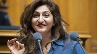 Sibel Arslan (Basta) will lieber Nationalrätin bleiben als im Basler Ständeratswahlkampf auch noch mitzumischen.