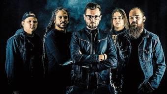 Sie schaffen den Spagat zwischen Rock und Metal: Die Band Creeon wurde 2009 gegründet.