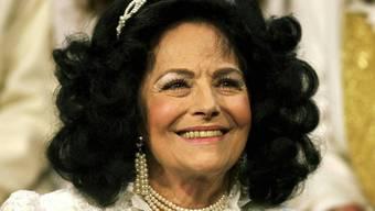 Sektenführerin Uriella wird 90. Seit längerem lebt sie ein zurückgezogenes Leben.