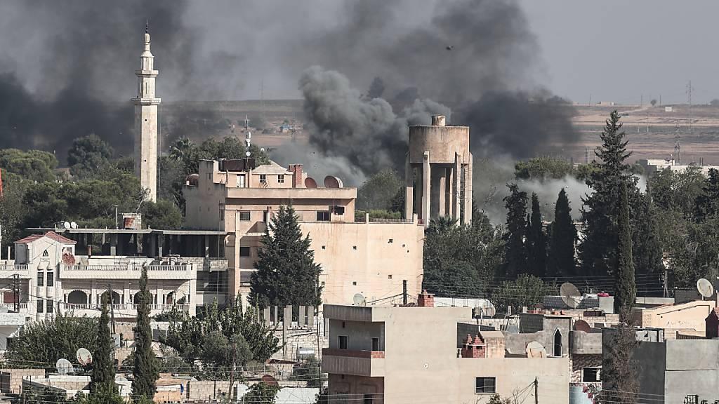 Pentagon ruft Türkei zu Abbruch der Offensive in Syrien auf