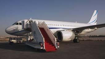 Schweizer Privat-Airline führt Geheimflüge von Israel in die Emirate durch