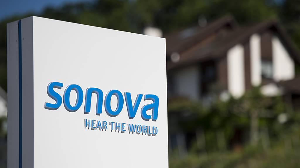Sonova kommt mit Schwung aus der Pandemie