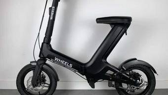 Der neue E-Roller für Basel kommt von der amerikanischen Firma Wheels.