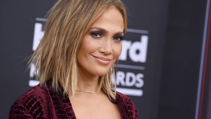 Mitte August soll die 49-jährige Sängerin Jennifer Lopez einen Ehrenpreis verliehen bekommen. (Archivbild)