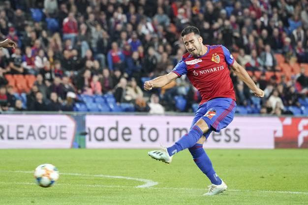 Am Ende bleibt der FCB unaufhaltbar, Samuele Campo erzielt kurz vor Schluss den vierten und letzten Treffer des Tages für den FCB.