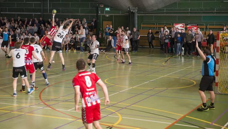 Trotz Niederlagen in den letzten zwei Spielen beendete der TV Solothurn die NLB-Saison mit erhobenem Haupt.