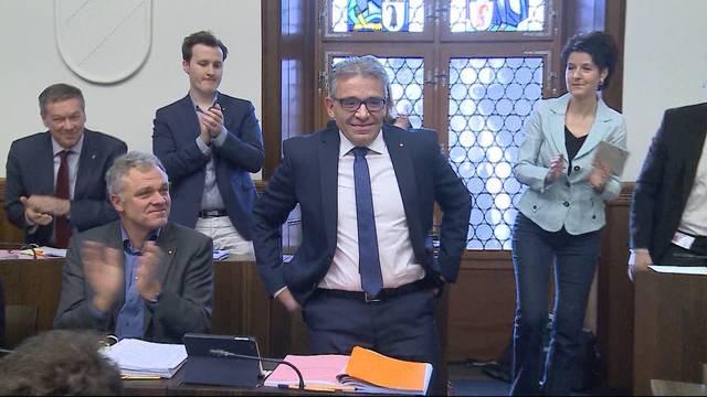 Urs Ackermann einstimmig gewählt