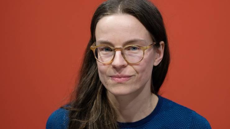 Autorin Kenah Cusanit war mit ihrem Debütroman «Babel» für den Buchpreis der Leipziger Buchmesse nominiert.