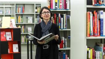 Lilo Moser, Leiterin der Stadtbibliothek, ärgert sich über das Urteil.