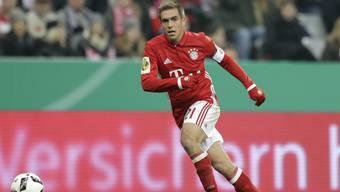 Bayern-Captain Philipp Lahm beendet im Sommer seine Karriere.