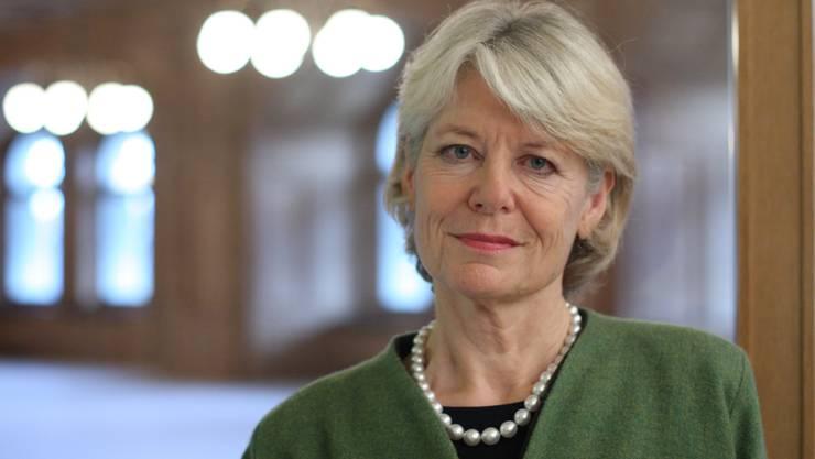 Verena Diener, Präsidentin Solothurner Spitäler