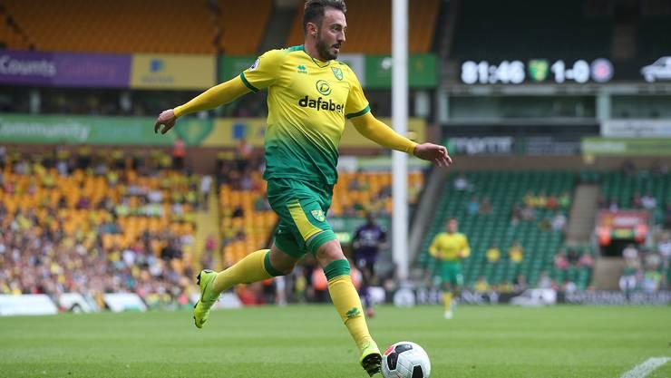 Josip Drmic überzeugt nach seinem Wechsel von Mönchengladbach zu Norwich in den Testspielen für seinen neuen Verein – aber hält auch sein Knie?