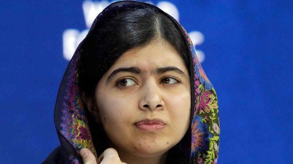 Malala «bricht das Herz» wegen Taliban-Machtübernahme