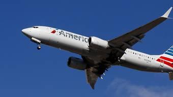 Die Fluggesellschaft American Airlines hat sich mit dem Boeing-Konzern auf eine Kompensation für den Ausfall der 737-Max-Serie geeinigt. (Archivbild)