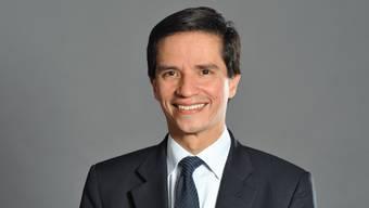 Carlos Buitrago Tellez tritt seine Stelle am 1.Mai an.