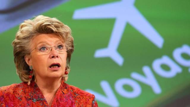 Reding will EU-Vorschriften für das digitale Zeitalter fitmachen