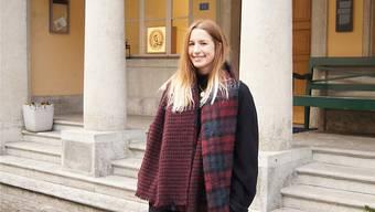 Tanja Stöcklin (28) will über die negativen Folgen der Modeindustrie aufklären.