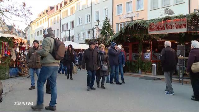 Weihnachtsmarkt Laufenburg.Trickdiebe Am Weihnachtsmarkt Züriinfo Telezüri