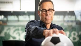 Wird sich künftig auch um die Führung und Budgets der Swiss Football League kümmern: Matthias Hüppi, Präsident FC St.Gallen.