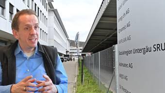 Andreas Heller, Präsident der Sozialregion Untergäu und Gemeindepräsident von Hägendorf, dementiert, dass es unvorhergesehene Kosten gibt.