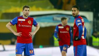 Ernüchterung: Samuele Campo konnte seinem FCB nach der Einwechslung auch nicht weiterhelfen.