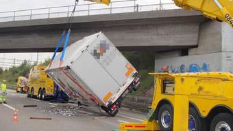 Unfall Spreitenbach