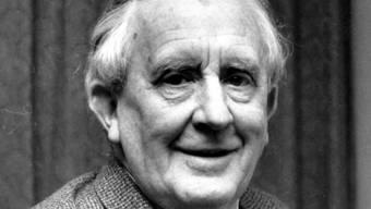 J.R.R. Tolkien ist 1973 verstorben. (Archiv).