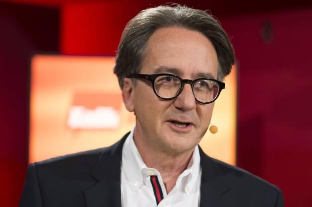 Stadtratskandidat Erich Obrist