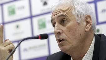 Feierte eine gelungene Premiere als kosovarischer Nationaltrainer: Bernard Challandes